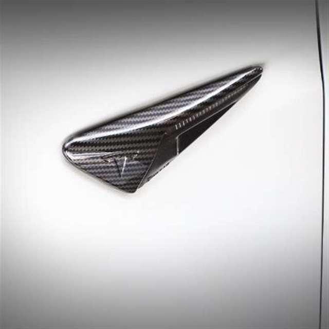 Купить 2 шт блестящие паттерн углеродного волокна боковые зеркала автомобиля картинки цена
