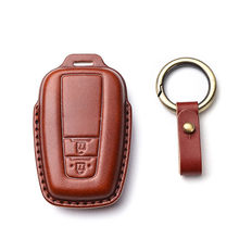High quality New car key case Full cover For Toyota Prius Camry Corolla C-HR CHR Prado RAV4 2018 Accessories keychain Shell