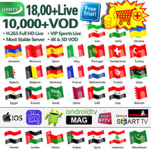 M3u IPTV France Arabic QHDTV IPTV Subscription Code for Android M3u Mag device Netherlands IPTV Germany Algeria Dutch IP TV Code все цены