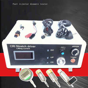 Image 1 - Para BOSCH 110 120 CUMMIINS diésel common rail inyector válvula electromagnética herramienta de probador del conductor de corriente de elevación dinámica