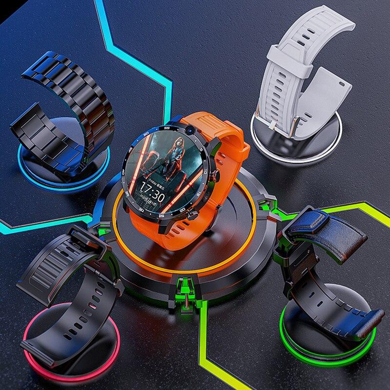 Смарт-часы с GPS-трекером, Android, MTK6762, 4 + 64 ГБ, Bluetooth 5
