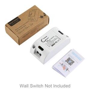 Image 4 - QIACHIP RF 433 110V 220V 수신기 스마트 홈 Wifi 무선 원격 제어 스마트 스마트 라이프/Tuya APP Alexa Google 홈과 함께 작동