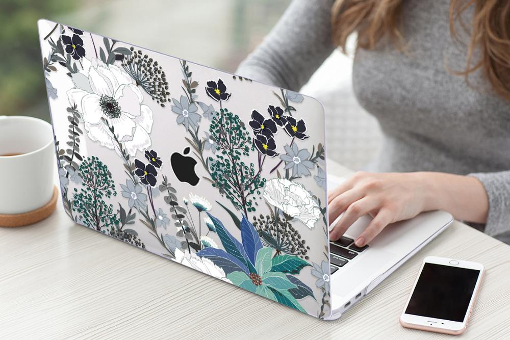 Floral Case for MacBook 163