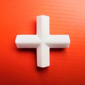 Image 5 - Мешалка e15x50 мм, магнитный смешиватель из ПТФЭ, поперечная форма, белый вращающийся стержень, 1 шт.