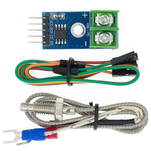 I45 10 stücke MAX6675 K typ Thermoelement Temperatur Sensor Temperatur 0 800 Grad Modul