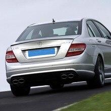 Uuyuwant – becquet arrière de voiture en matériau ABS, aileron pour Mercedes Benz C180 C200 C260, W204, 2009 – 2014