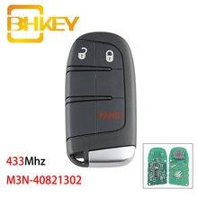 Bhkey 3 кнопки m3n 40821302 умный дистанционный Автомобильный