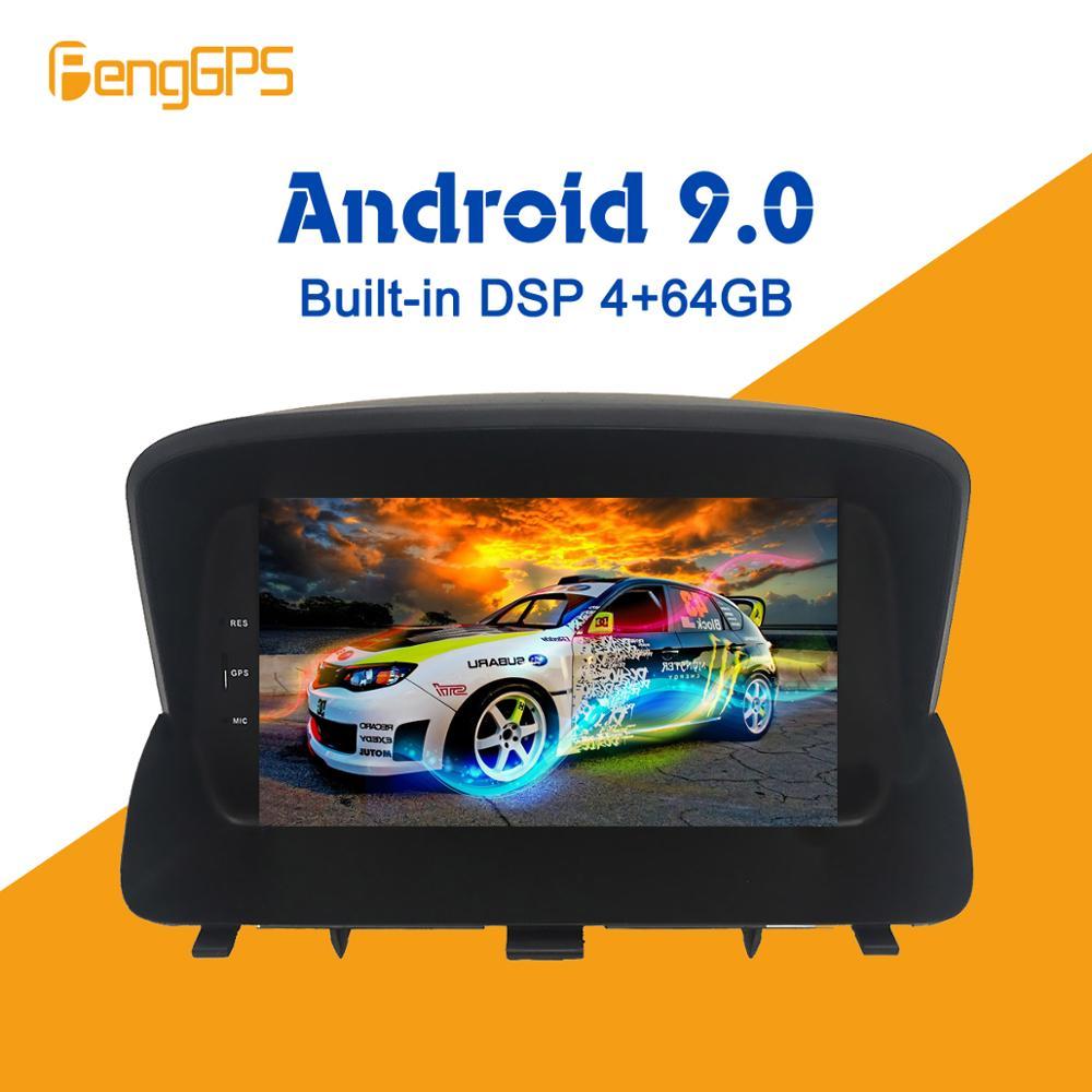 Android 9,0 4 + 64 ГБ Автомобильный dvd плеер встроенный DSP Автомобильный мультимедийный радио для OPEL MOKKA gps навигация автомобильный аудио радио gps пл