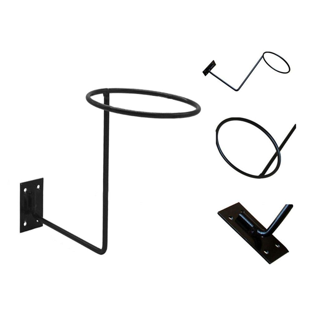 4 Screw Metal Wall Mounted Motorcycle Helmet Stand Hook 13.3x19.6cm Homehold Motorcycle Bicycle Helmet Accessories Hook Tool