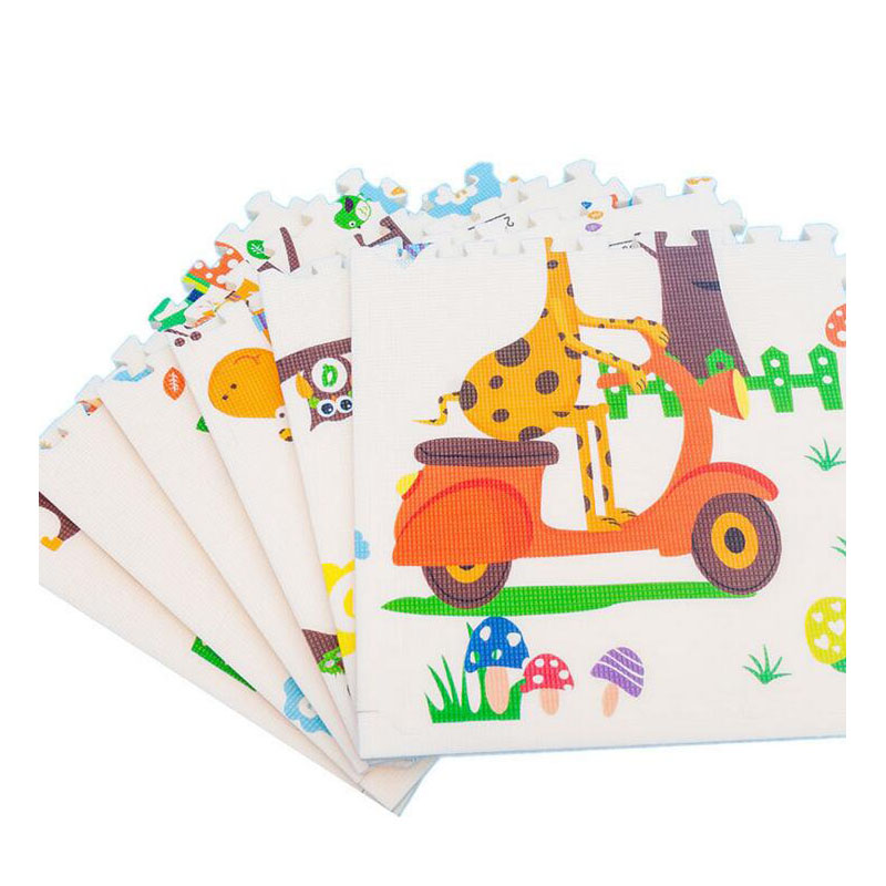 Baby Game Pad Stitching Baby Crawling Mat XPE2CM Thick Environmentally Friendly Non-Toxic Household Children Stitching Foam Mat