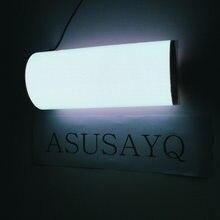 Panel de lámina luminosa A3, 297x420mm, lámpara el Superfina de papel con atenuador DC12V DC24V, AC100-240Vnverter que se decolora