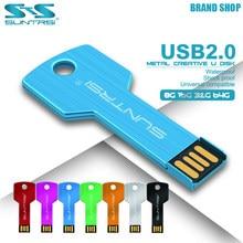 Suntrsi-clé Flash USB 8 go 16 go, clé usb 32 go 64 go, 128 go, clé USB étanche, Flash Flash Flash Flash Flash Flash Flash Flash Flash usb 2.0 clé, cadeau pour PC