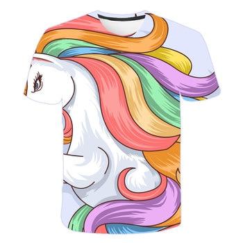 Unicorn Shirt for Girl 1