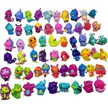 Figuras de acción de PVC para niños, mini muñecos de dibujos animados, Hatchimals, modelos de juguetes, envío aleatorio