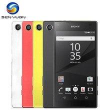 Orijinal Sony Xperia Z5 kompakt SO-02H japon versiyonu Unlocked RAM 2GB ROM 32GB Android 4.6