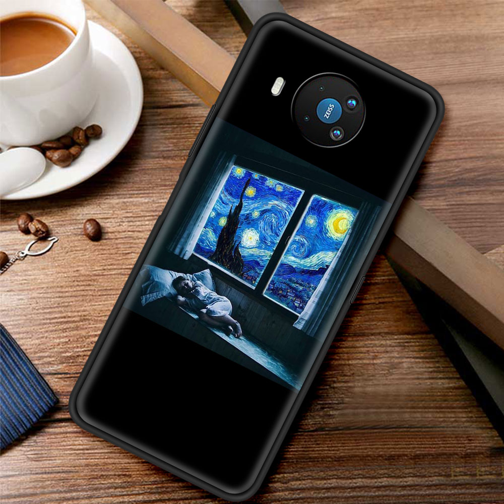 Van Gogh Painting For Phone Case Nokia 1.3 1.4 2.2 2.3 2.4 3.2 3.4 4.2 5.3 5.4 7.2 8.3 5G C3 C2