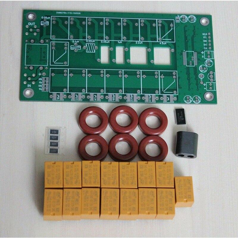 KIT DIY Automatic Antenna Tuner 7x7 (ATU-100 Mini By N7DDC) Automatic Antenna Tuner By N7DDC Parts Model