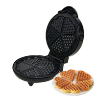 DMWD Electric mini Waffle machine non stick waffle maker household kitchen DIY cake dessert Round shape cooking pan breakfast EU