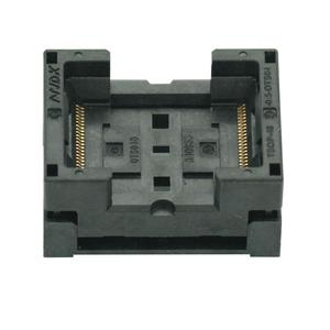 Image 2 - 프로그래머 nand 플래시 ic 용 tsop 48 tsop48 소켓 새로운 tsop 48 칩 테스트 소켓 ic 전기 플러그