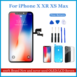 iphone X Screen LCD OLED Screen Replacement iphone 11 Por Display iphone XS Display iphone XS Max Display