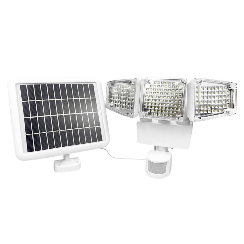 188 LED Solar Light PIR Motion Sensor Security Flood Light Outdoor Lamp Waterproof Solar Emergency Night Lamps Wall Spotlight