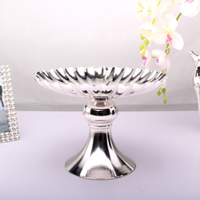 Metal Cake stand Festival Dessert Tray Stand Holder Wedding Party Birthday Decoration Display Cupcake