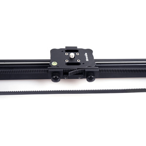Image 2 - Commlite CS EBSL 120 ComStar Electronic Motorized Camera Track Video Slider Video Stabilization for Cinema film and Time lapse