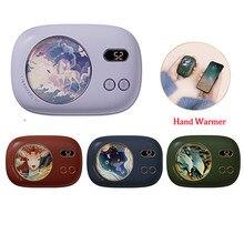 Xiaomi Hand Wärmer Power Bank 10000mah mit LED Digital Display 52 ° Heizung Zeit über 30 stunden