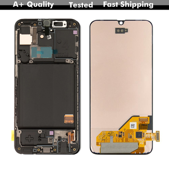 Lcd For Samsung Galaxy A40 A405 A405F A405FN/DS  Display Screen Digitizer Touch Panel Glass Sensor Assembly Replacement Part
