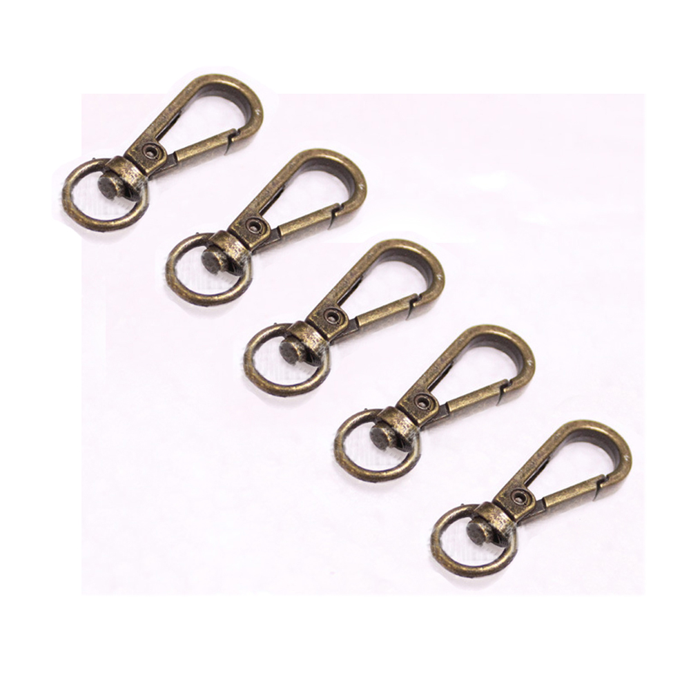 5pcs /Lot Lobster Clasps Hooks Jewelry Marking End Clasps Connectors For Necklaces Bracelets DIY Jewelry Findings Accessories
