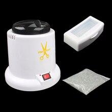 Высокотемпературный стерилизатор, коробка для инструментов, коробка для дезинфекции ногтей, инструменты для стерилизации, оборудование для дизайна ногтей, инструменты для маникюра