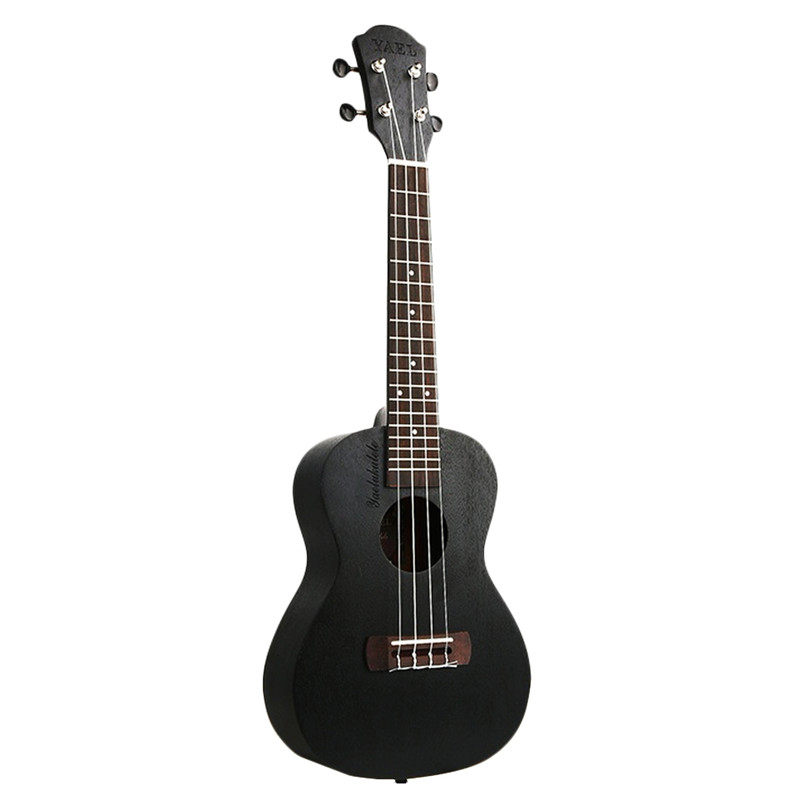 Yael 23 Inch Concert Ukulele 4 Strings Hawaiian  Mahogany Mini Guitar  Acoustic Guitars Ukelele For Guitarra  Musical Instrument