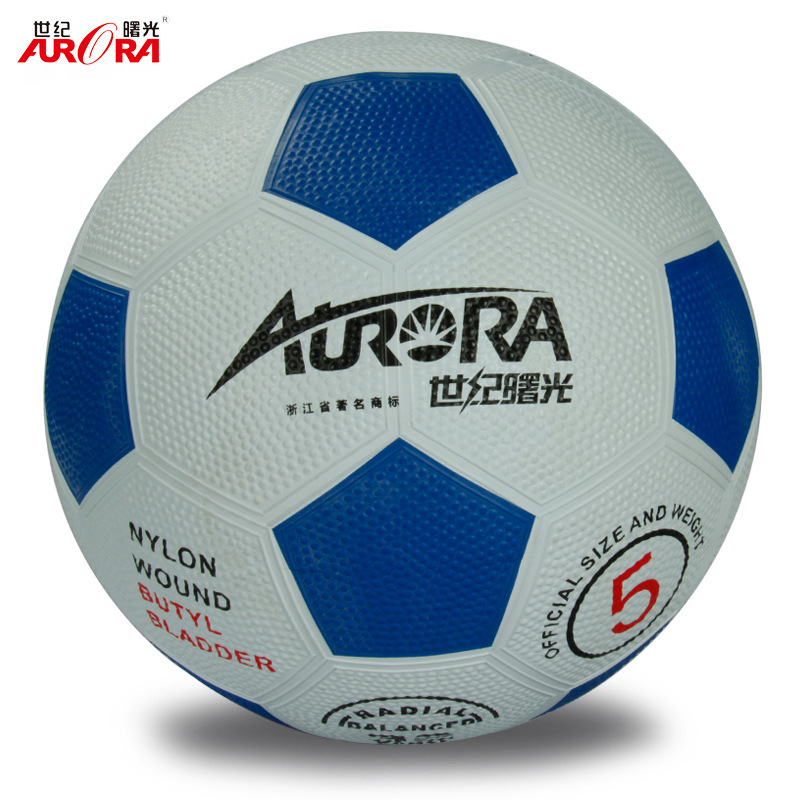 Furra Official Genuine Product No. 5 Natural Rubber Football Primary And Sports Supplies A Generation Of Fat