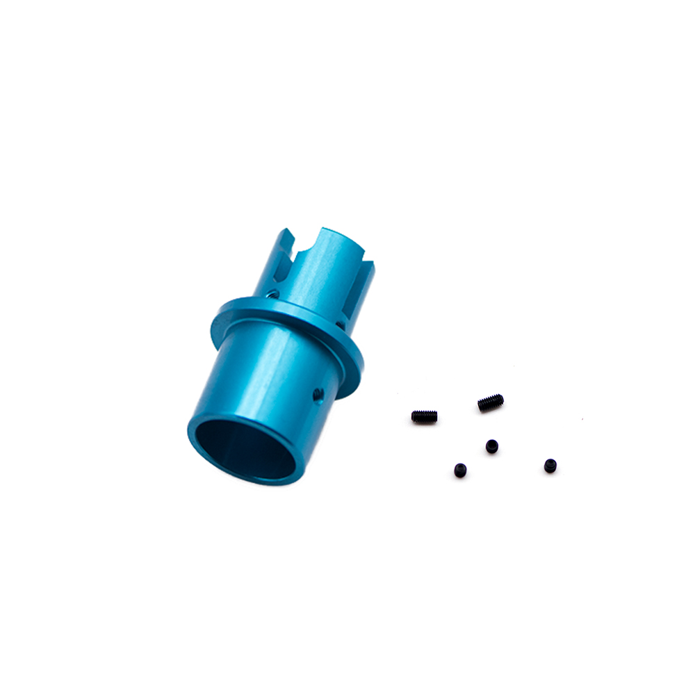 CNC Aluminium Adapter Ring Connect For Split Gel Blaster Gearbox M4 BD556 Airsoft Air Guns Ver.2 Paintball Accessories