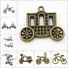 Accesorios Malzahar para herramientas de joyería, abalorios de joyería, carro de motocicleta