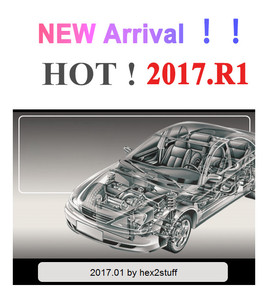 Image 1 - 2020 Newest vd ds150e cdp 2017.R1 01 /2016.00 software keygen as gift for delphis support 2016 years model cars trucks