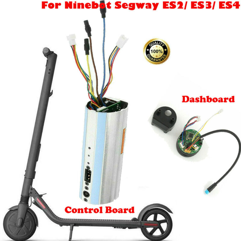 For Ninebot Segway ES1 ES2 ES3 ES4 Control Circuit Board Dashboard Kit Assembly
