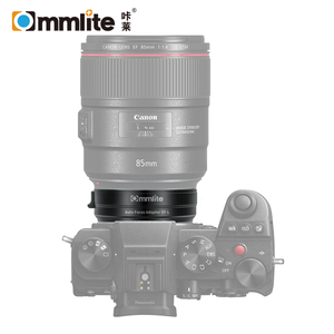 Image 2 - Commlite EF L AF Lens Adapter for Canon EF EF S SIGMA Lens to Leica Panasonic L mount Camera Auto Focus Lens Adapter Ring
