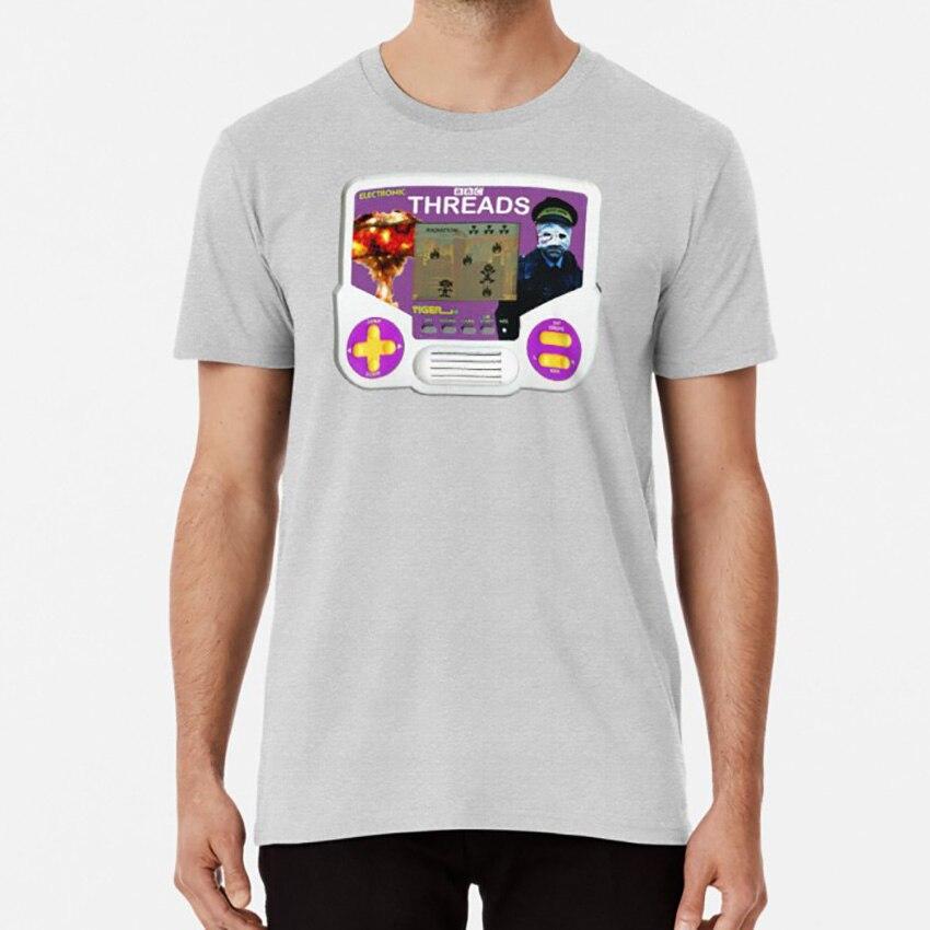 Tiger Threads футболка Thirds Digitiser Tiger электронные видеоигры ручной Mr Biffo