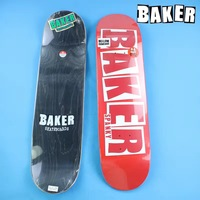 Good quality baker skateboard decks 7plies of Canadian maple epoxy glue professional level factory direct sell