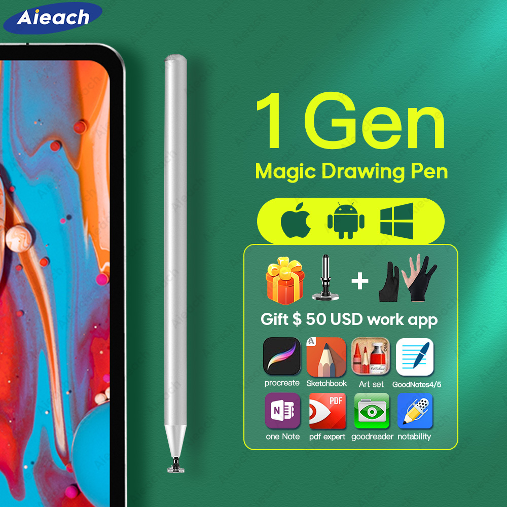 Capacitive Screen Touch Smartphone Pen For Stylus Drawing Android IOS Microsoft Surface Phone Tablet pen For Stylus ipad pencil| |   - AliExpress US $2.9 50% OFF|Capacitive Screen Touch Smartphone Pen For Stylus Drawing Android IOS Microsoft Surface Phone Tablet pen For Stylus ipad pencil| |   - AliExpress