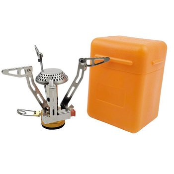 Mini Camping Stoves Folding Outdoor Gas Stove Portable Furnace Cooking Picnic Split Stoves Cooker Burners 3500W Camping Stove new sale outdoor portable stove cooker gas stove for camping picnic cookout bbq