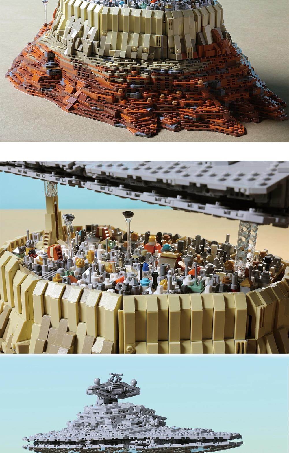 lego The Empire over Jedha City (7)