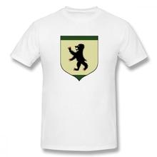 Game Of Thrones House Mormont Shi t shirt men Casual Fashion Mens Basic Short Sleeve T-Shirt boy girl t-shirt top tees