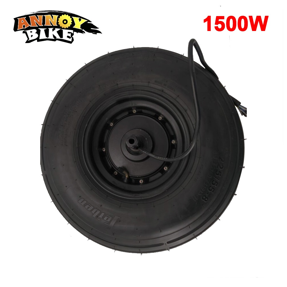 <font><b>1500W</b></font> <font><b>60V</b></font> Scooter Drive <font><b>Motor</b></font> Wheel e bike Hub <font><b>Motor</b></font> Electric Motocycle Citycoco Scooter Electric Bicycle <font><b>Motor</b></font> Wheel image
