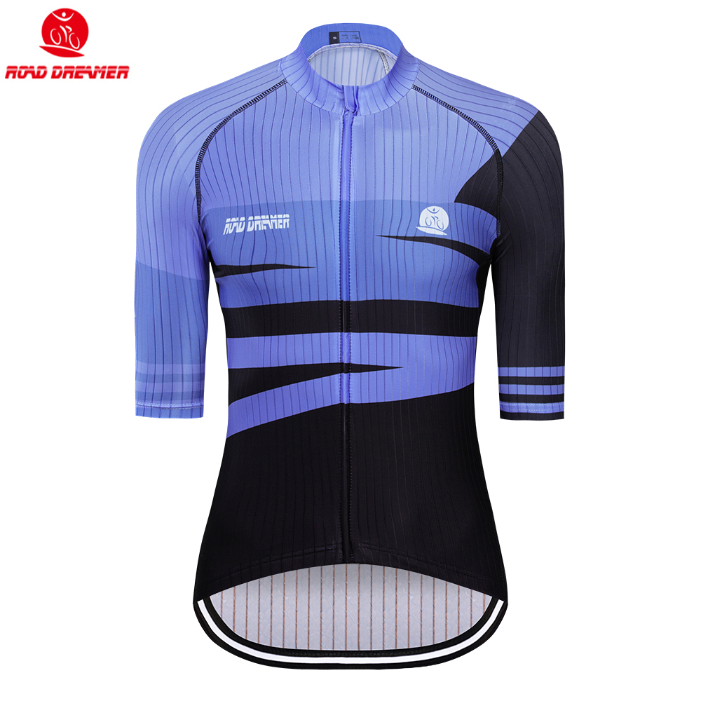 Bike Jersey Customized Short-Sleeve Triathlon Maillot-Ciclismo Women New Mtb Lycra Summer