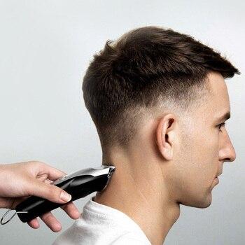 Men ENCHEN USB Charging Hair Trimmer Beard Trimer Electric Shaver Hair Cutting Machine T-Shaped Head Hair Clipper IPX7Waterproof 2