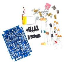 цены Fm Stereo Radio Kit Diy Radio Parts Gs1299 Digital Radio Production Kit Professional Compact Radio Kit