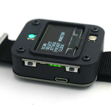 Dstike deauther 腕時計 V2 ESP8266 プログラマブル開発ボード