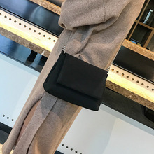 купить Casual Scrub Leather Flap Bag Women shoulder messenger bags  Luxury Chain Handbags Ladies Crossbody Bag Female Brand Pu Bags New по цене 1236.84 рублей